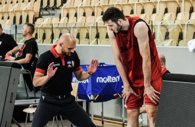 Trenera Artura Gronka czeka sporo pracy po tym meczu