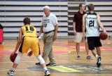 Zajęcia rodem z NBA na treningu Trefla Sopot