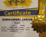 Ostrołęczanin mistrzem Europy juniorów w trójboju siłowym