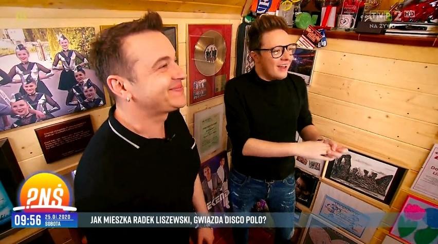 Radek Liszewski cały czas jest w rozjazdach, ale kiedy tylko ma chwilę wraca do rodzinnego domu w Sejnach, małej miejscowości na Suwalszczyźnie. To właśnie na Podlasiu mieszka z żoną Dorotą i młodszym synem Kubą.