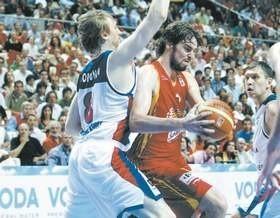 Finał EuroBasket 2007