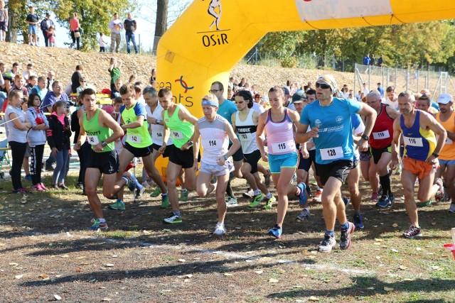 W biegu wystartowały 43 osoby.