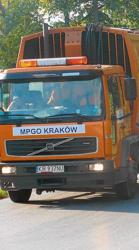 Śmieciarki są od lat plagą osiedla Krzyszkowice