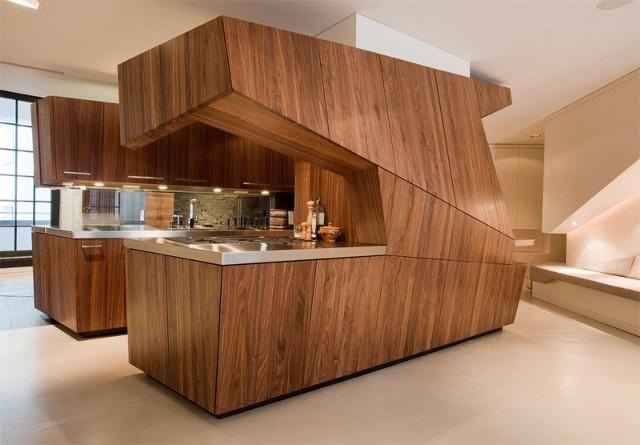 Meble kuchenne pokryte forniremWysokiej klasy fornirowane meble dłużej zachowują wygląd i nie ulegają zniszczeniu.