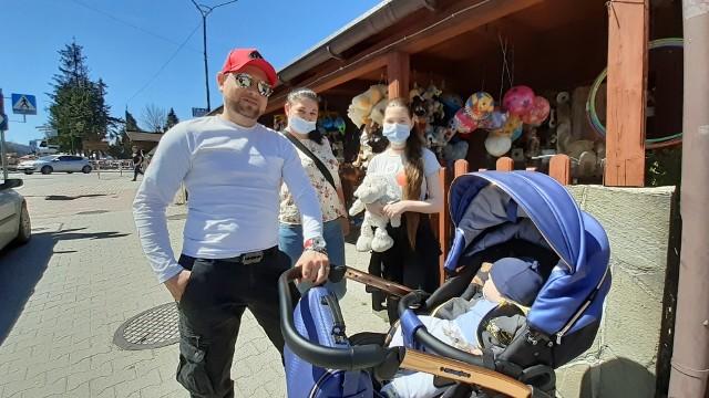 Najazd turystów na Szczyrk. Pierwszy od dawna taki weekend.Zobacz kolejne zdjęcia. Przesuwaj zdjęcia w prawo - naciśnij strzałkę lub przycisk NASTĘPNE