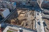 Apartamenty, sauny i siłownie. Nowa jakość na Trójkącie, rozpoczęli budowę kolejnego wieżowca (ZOBACZ)