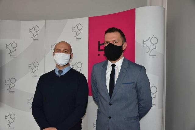 Robert Kolczyński i Michał Fisiak szacują, że budżet Łodzi stracił wskutek pandemii ok. 200 mln złotych.