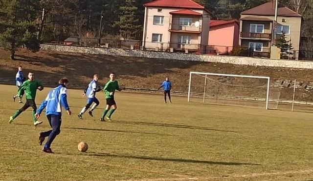 Mecz klubu UKS Błyskawica Myślachowice