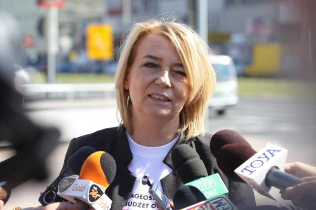 Hanna Zdanowska: mieszkańcy będą mogli wykupywać lokale pod jednym warunkiem