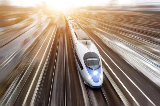 Konsultacje społeczne ogłoszone przez CPK w sprawie nowego przebiegu kolei dużych prędkości potrwają do 10 marca.