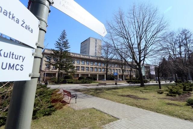 Miasteczko akademickie w Lublinie