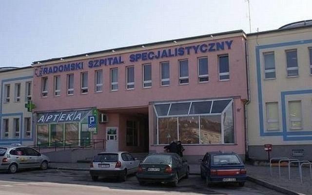 Dyrektor radomskiego szpitala wraca do pracy po zawieszeniu...