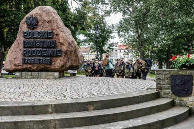 """Śladami Danuty Siedzikówny ""Inki"" po Gdańsku"", spacer historyczny. 28.08.2020 r."