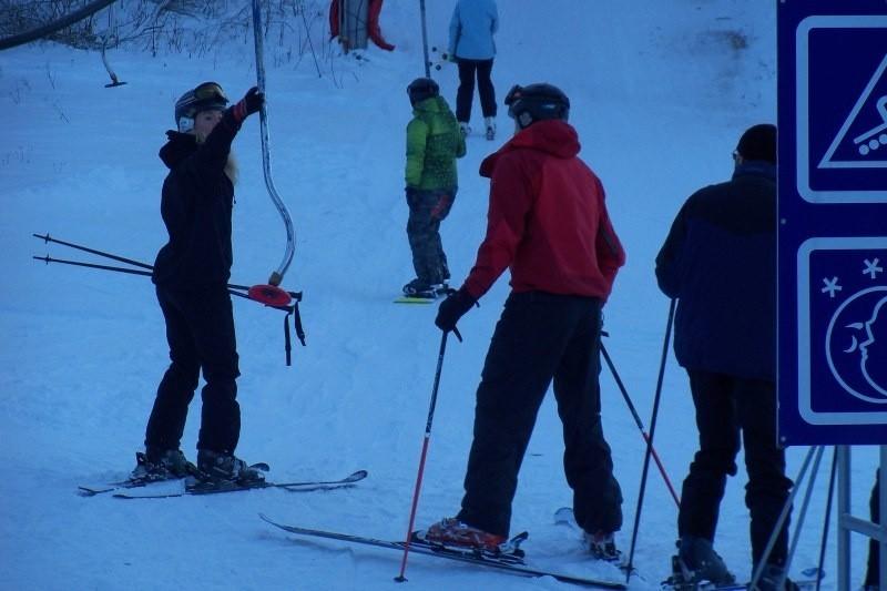 19 listopada ruszył pierwszy wyciąg narciarski Proskil w Brannej koło Jesenika.
