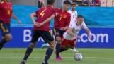 Euro 2020. Polsce należał się rzut karny w meczu z Hiszpanią?