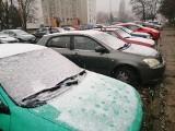 Pierwszy w Łodzi mroźny i śnieżny weekend. Na miasto wyjechało 100 pługopiaskarek