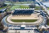 Stadion miejski w Rzeszowie prawie gotowy na mecze piłkarskie i żużlowe