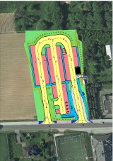 Michałowice. Rozpoczęła się budowa parkingu typu park & ride na 110 miejsc z pętlą autobusową