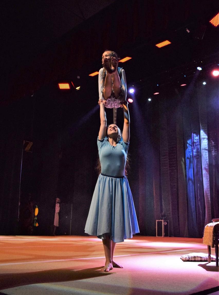 W Teatrze Miejskim w Inowrocławiu obejrzeć można było...