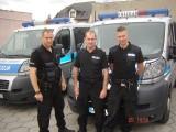 Żnin: Policjanci uratowali życie młodego mężczyzny