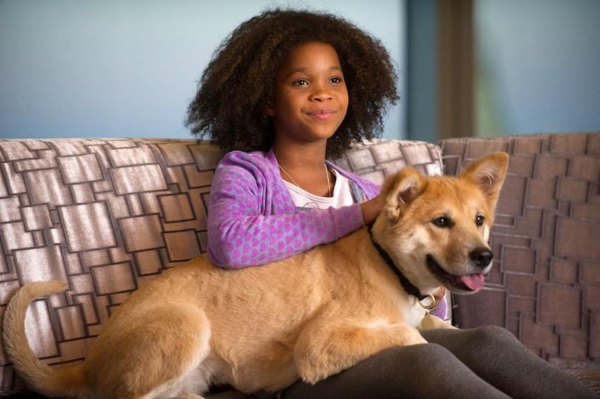 Kadr z filmu Annie