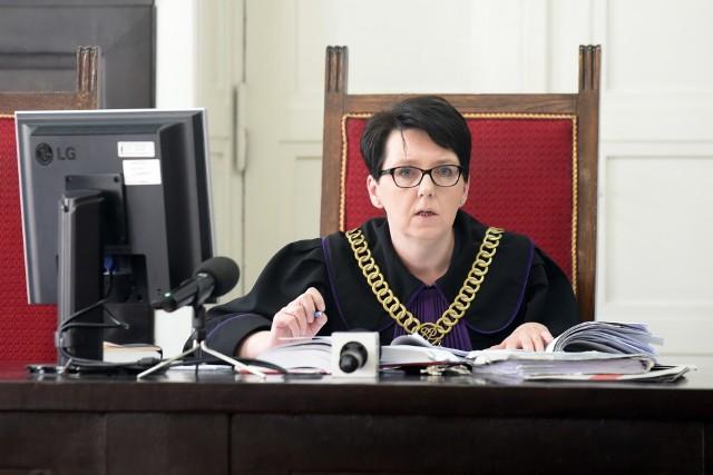 Sędzia przewodnicząca  Agnieszka Boczek