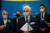 Spotkanie parlamentarzystów, samorządowców i przedstawicieli funduszy ochrony środowiska na temat jakości powietrza w województwie podlaskim