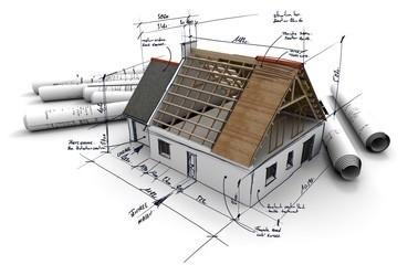 Projekt domu jednorodzinnegoWentylacja w domu energooszczędnym, by uzyskać dopłatę do budowy domu