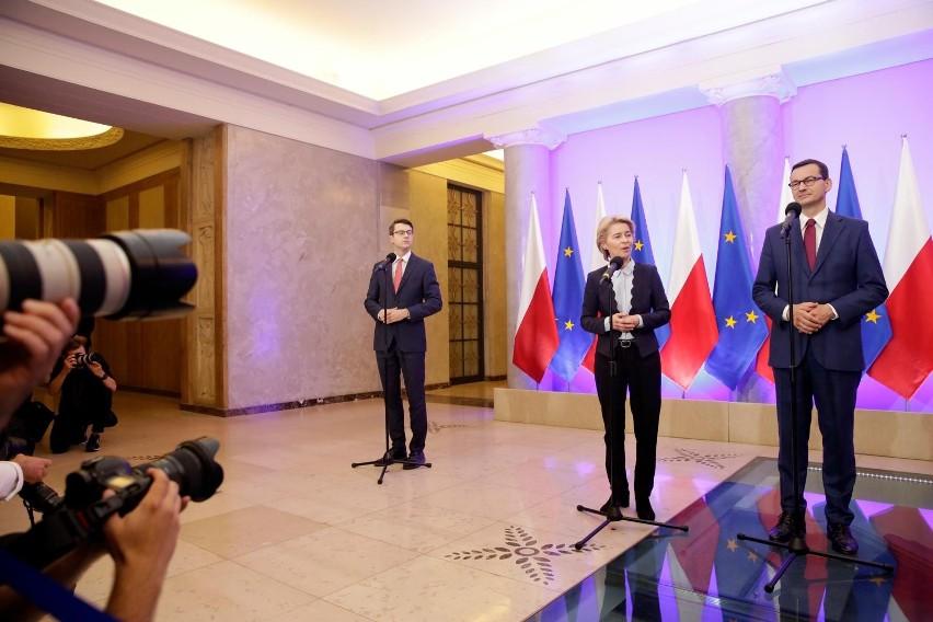 Ultimatum Komisji Europejskiej dla Polski. Czy grożą nam...