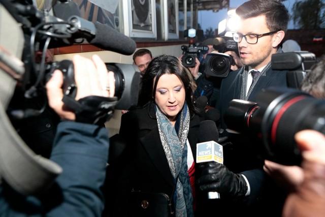 Rzecznik PiS Anita Czerwińska o kalendarzu wyborczym: Wszystko w rękach PO