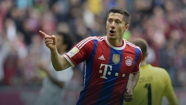 Czy Robert Lewandowski zdobędzie kolejną bramkę w Bundeslidze przekonamy się w sobotę o godz. 18.30