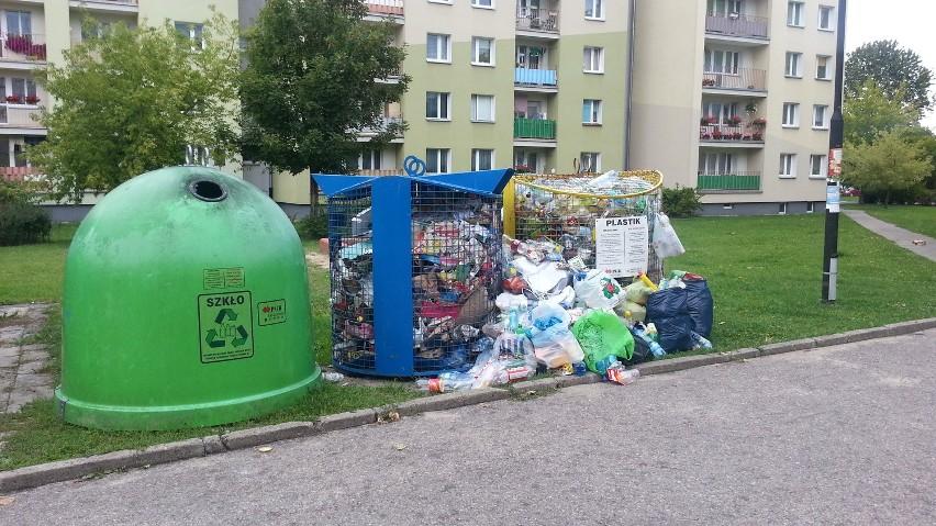 W Szczecinku segregują i się denerwują