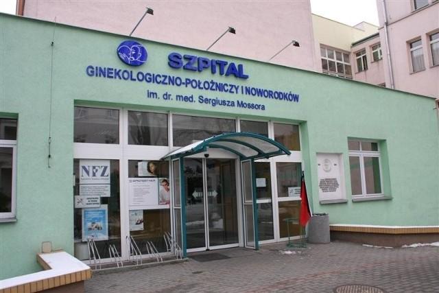 Opolski Szpital Ginekologiczno-Położniczy.