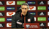 Mecz Węgry - Polska. Paulo Sousa: Będą niepewności na boisku, ale to normalne dla początku procesu