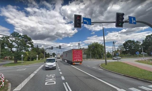 DK 46 na odcinku Niemodlin - Opole oraz Nysa - Pakosławice będzie dwujezdniowa.
