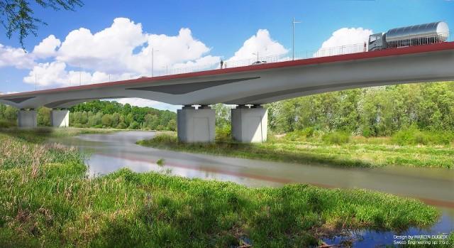 Częścią obwodnicy ma być most przez Wisłok powyżej zalewu.
