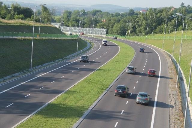 Droga obwodowa Przemyśla usprawniła ruch we wschodniej części miasta.