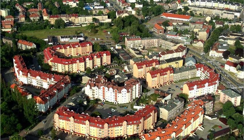Osiedle Parkowe (ul. Drewniana/Słowackiego)