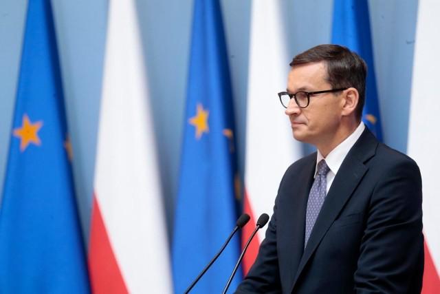 Będzie reforma Izby Dyscyplinarnej Sądu Najwyższego? Morawiecki: Musimy doprowadzić do pewnego porozumienia z UE