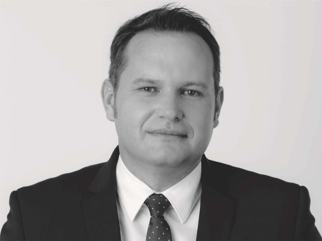 Adrian Napierała funkcję Wójta Gminy Dopiewo pełnił od 2014 roku