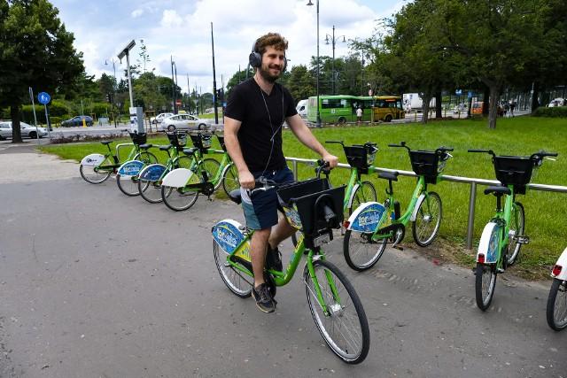 Rower miejski Torvelo działa w Toruniu dwa lata. Stacje są zlokalizowane w 47 miejscach miasta. Do dyspozycji jest 415 rowerów.