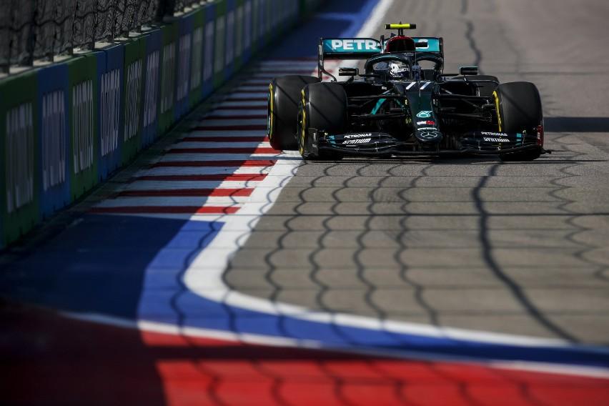 Bottas wygrał Grand Prix Rosji. Hamiltonowi przeszkodziły kary