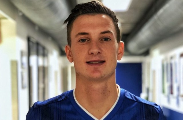 Mtthias Hebo Rasmussen ma zostać piłkarzem Cracovii