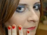 Sylwester 2012 w krótkich paznokciach