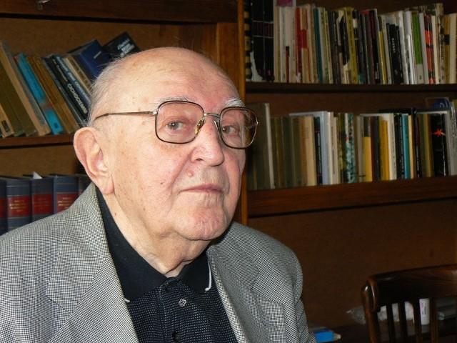 Doktor Wadiusz Kiesz wojnę spędził na Wołyniu