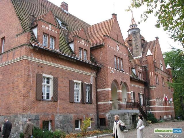 Zamek w Niemieńsku.