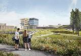 Zabaw się w jurora. Jaki budynek parkingu w Strefie Kultury wybrałbyś? Alternatywne wizje architektów. WIZUALIZACJE