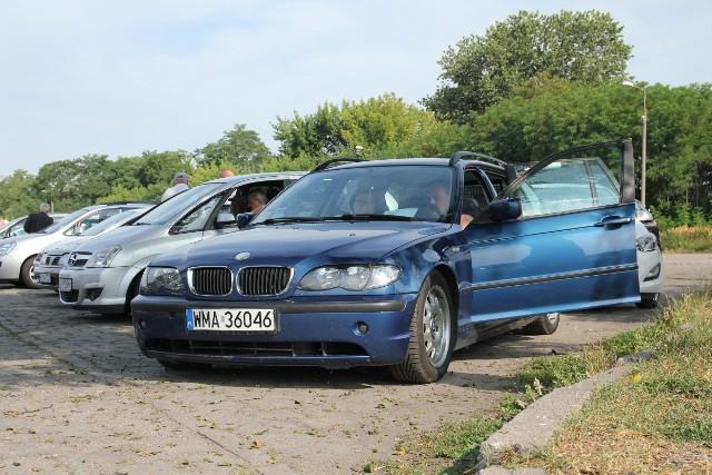 BMW 3, rok 2002, 2,0 diesel, cena 8499 zł