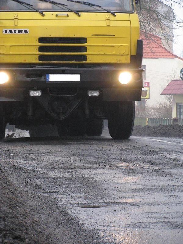 Już w czasie tegorocznej zimy interweniowaliśmy w sprawie mostku na ul. Niepodległości w Drezdenku.