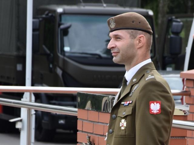 Terytorialsi z 21 batalionu lekkiej piechoty w Lublinie mają nowego dowódcę